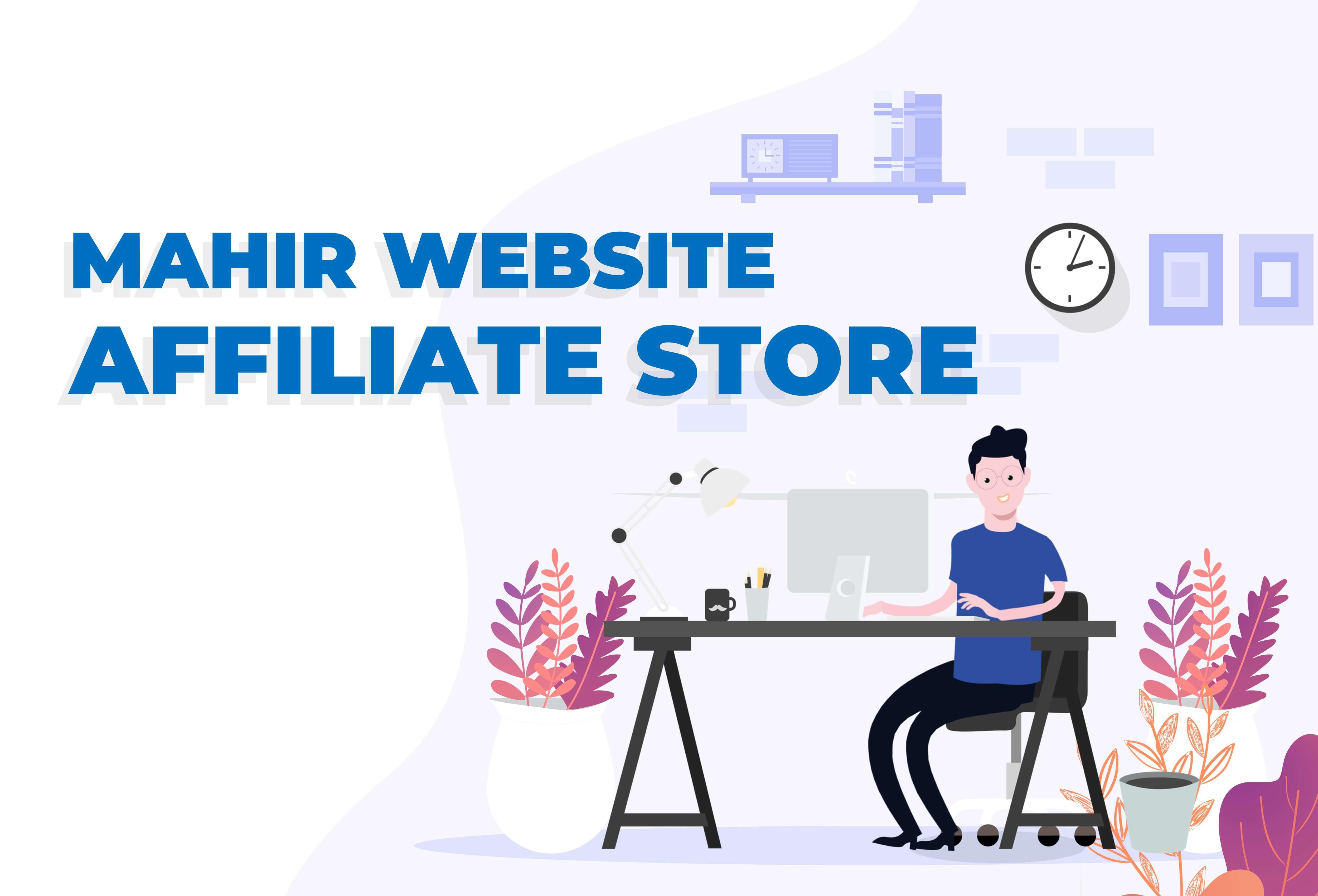 KanalBelajar - Mahir Web Aff Store