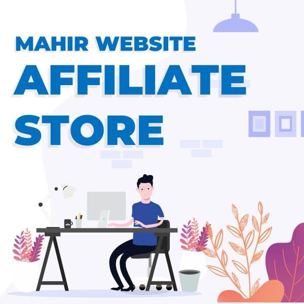 KanalBelajar - Mahir Web AffStore